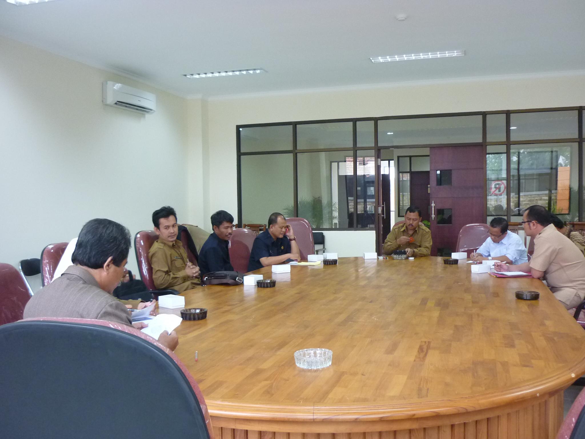 Bertemu Pimpinan Wakil Rakyat [2]