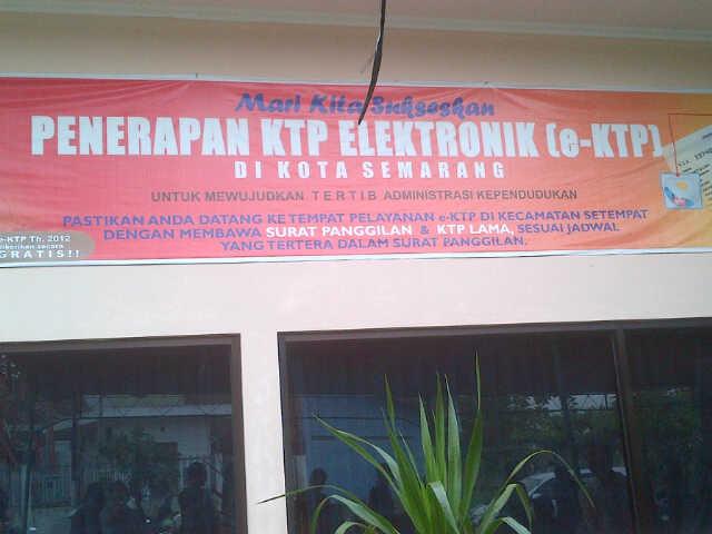 Mengurus e-KTP (2)